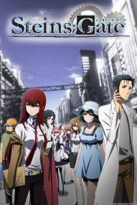 Best Anime Series: Steins Gate