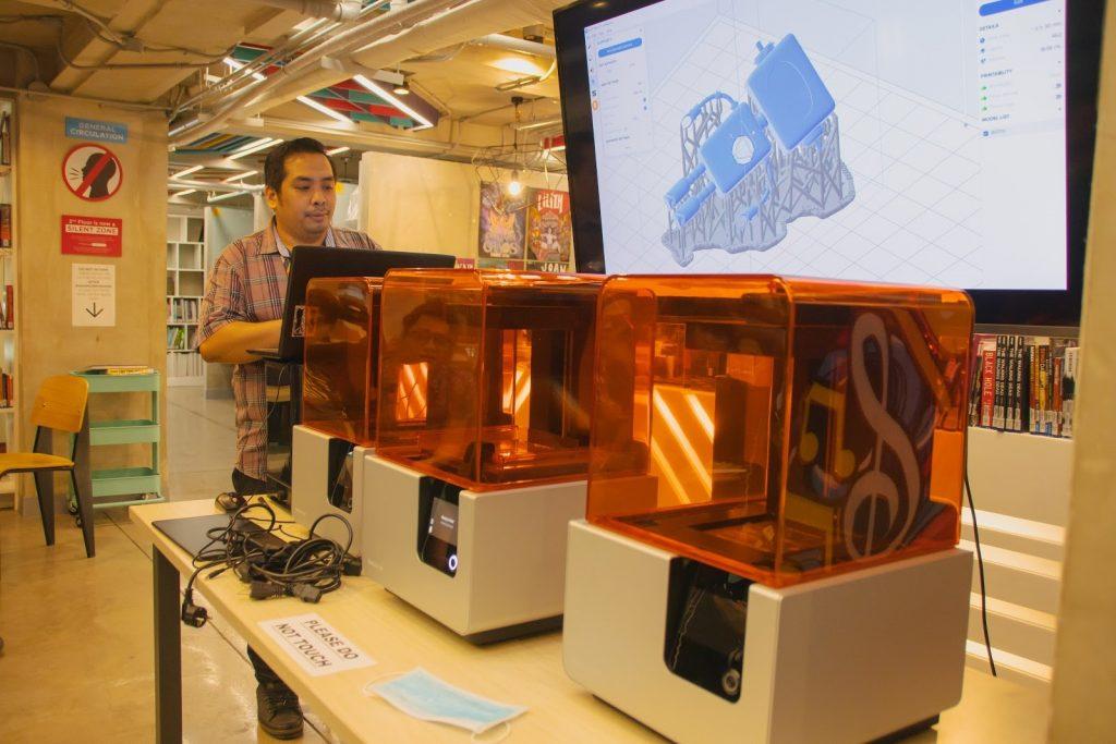 CIIT 3D Printers
