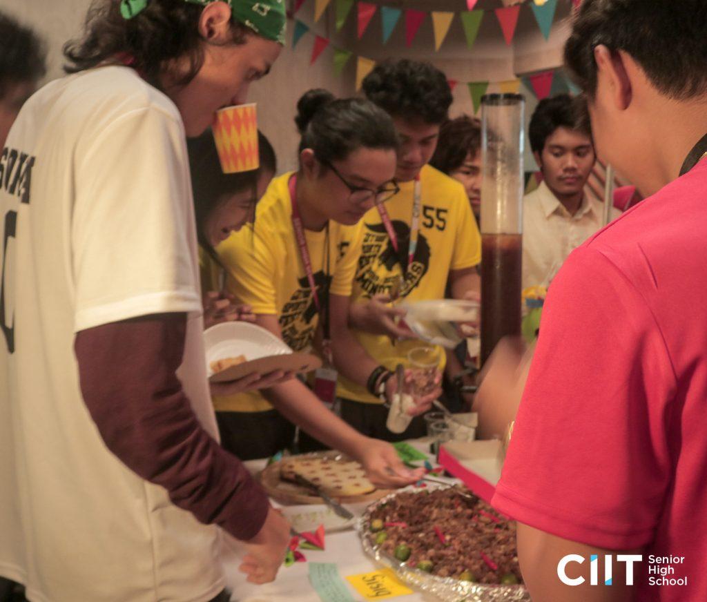 Agwikasan 2019: CIIT students in Pistang Bayan