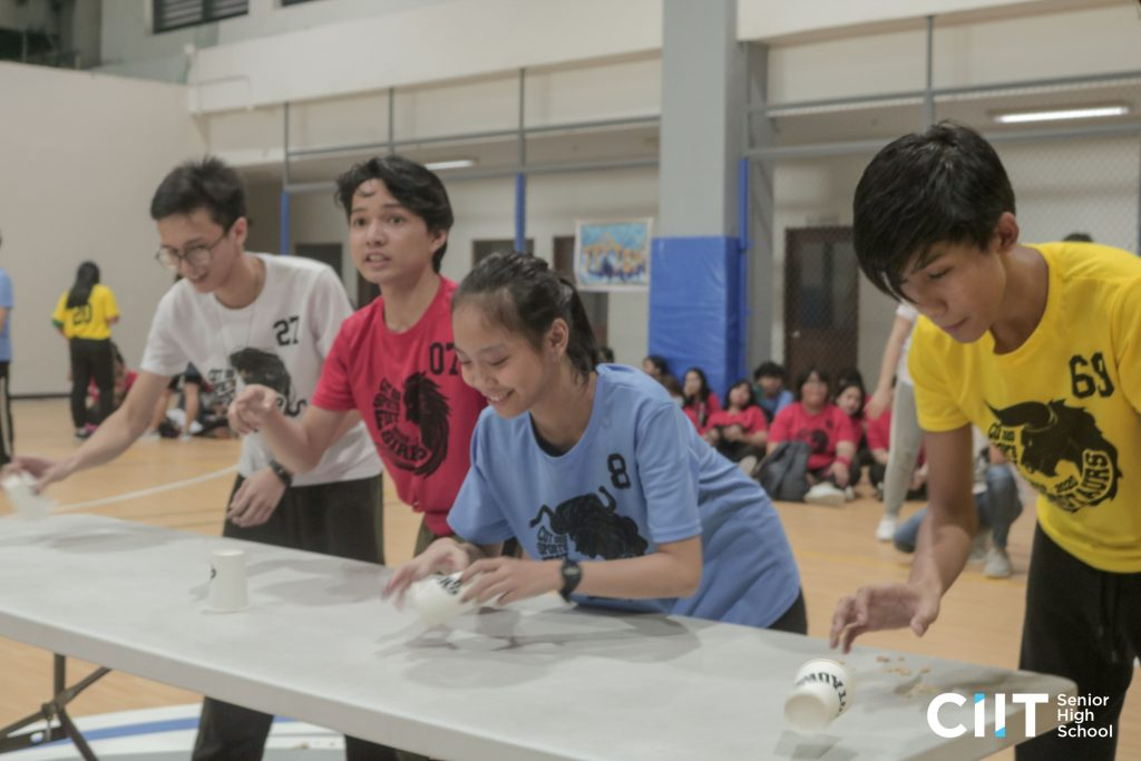 Agwikasan 2019 minute-to-win-it games