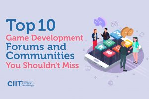 Top 10 game development forums and communities you should not miss