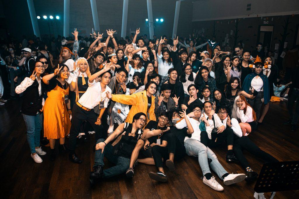 CIIT SHS Halloween 2019