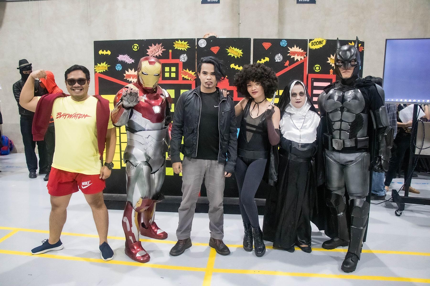 CIIT's Halloween Costume Party