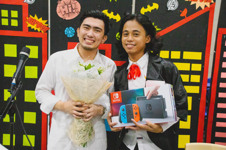 CIIT's Halloween Nintendo Switch Winner