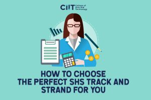 How to choose the perfect SHS track and strand for you