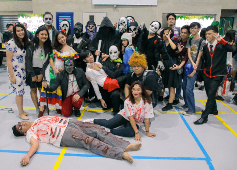 Halloween Party (Cosplay)
