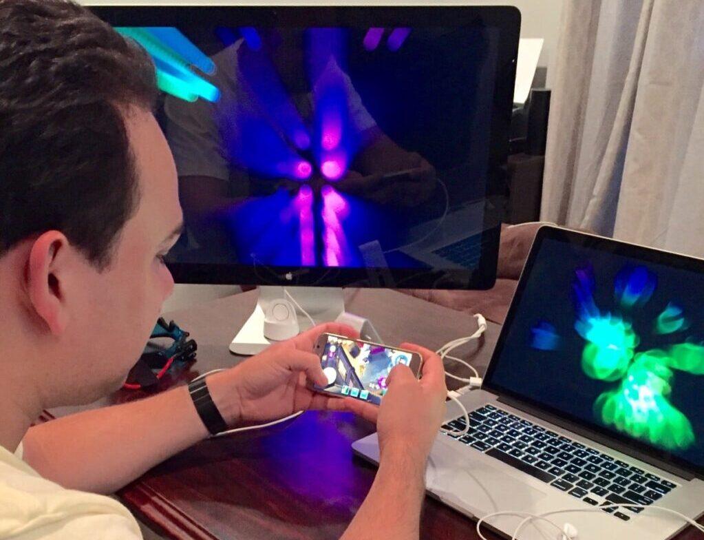 mobile game developer testing